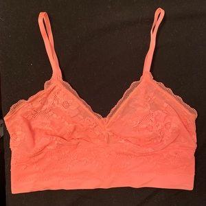 Victoria's Secret | Pink Lace Bralette